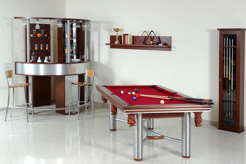 Biliardo manhattan pool - Mobili bar da appartamento ...