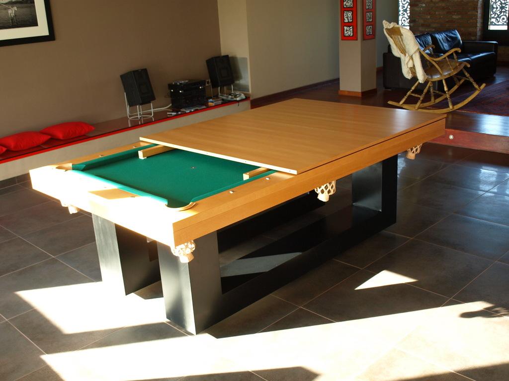 Piani di copertura per tavoli da biliardo legno for Piani di luce biliardo