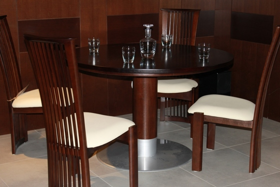 Tavolo Da Pranzo Rotondo : Tavolo da pranzo e da poker rotondo biliardi lissy