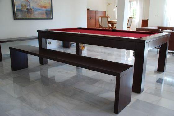 Biliardo chicago biliardi - Dimensioni tavolo biliardo casa ...