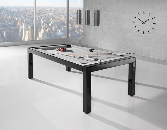 Tavolo Da Biliardo Moderno.Il Tavolo Da Biliardo Bl 180 Metal